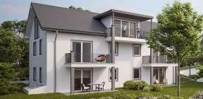 3-Zimmer Wohnung in Mehrfamilienhaus, Haus 10